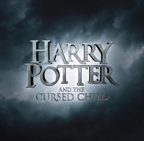Harry Potter and the Cursed Child. Un proyecto de Motion Graphics, 3D y Tipografía de JVG  - 07-05-2016