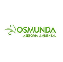 Logotipo Osmunda Asesoría Ambiental. Um projeto de Br e ing e Identidade de Rubén Jiménez Jerez         - 10.05.2016