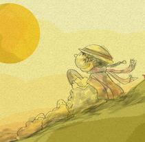 ilustracion digitalNuevo proyecto. Un proyecto de Diseño, Ilustración, Bellas Artes y Comic de Miguel González         - 12.05.2016