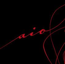 Aio. Um projeto de Direção de arte, Br, ing e Identidade, Design gráfico e Packaging de Estudio Mique          - 03.07.2011