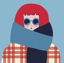 Ilustración. Un proyecto de Ilustración de Rocío González         - 16.05.2016