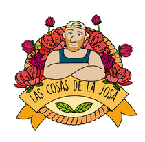 Las cosas de la Josa. A Design, Illustration, Br, ing&Identit project by Luisa Sirvent - 18-05-2016