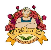 Las cosas de la Josa. Un proyecto de Br, ing e Identidad, Diseño e Ilustración de Luisa Sirvent - Jueves, 19 de mayo de 2016 00:00:00 +0200