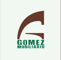Gómez Mobiliario. Nueva imagen. Um projeto de Design gráfico de Luciano Martínez         - 23.05.2012