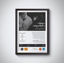 Estones Compartides Cartel. A Graphic Design project by Sergi García         - 14.11.2015