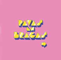 PAVAS EN BRAGAS. A Art Direction, Editorial Design&Illustration project by clara soriano - May 27 2016 12:00 AM