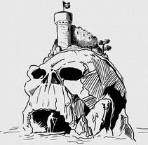 Paddlseurf Tour Tossa de Mar. Um projeto de Design e Ilustração de Toni Buenadicha         - 26.05.2016