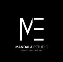 MANDALA ESTUDIO. Um projeto de Br, ing e Identidade e Design editorial de Bamstudio         - 02.06.2016