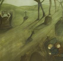 Hide and seeck. Un proyecto de Ilustración y Diseño editorial de marcela hattemer - 02-06-2016
