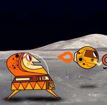 BOSKY OPTICS. Un proyecto de Diseño de personajes e Ilustración de Jhonny  Núñez - Lunes, 06 de junio de 2016 00:00:00 +0200