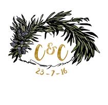 INVITACIÓN BODA. Un proyecto de Diseño, Ilustración, Bellas Artes y Pintura de Cristina Berasategui Verástegui         - 15.06.2016