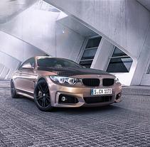 BMW M4 Outside. Um projeto de Fotografia, 3D e VFX de Alberto Luque - 18-06-2016