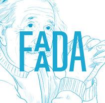 FAADA Calendario 2015. A Illustration project by Enrique Guillamón Hidalgo - Oct 20 2014 12:00 AM