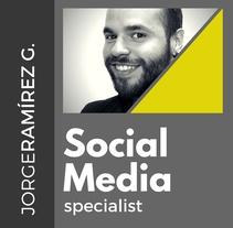 CV. A Social Media project by JORGE RAMIREZ GONZÁLEZ - 26-06-2016