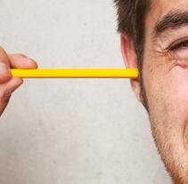 Sharpening Thoughts. Un proyecto de Diseño gráfico de Hendrik Hohenstein         - 02.07.2012