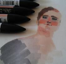 365. Um projeto de Design, Ilustração, Artesanato, Design editorial, Artes plásticas, Design gráfico, Pintura, Colagem e Papercraft de Elvira Rojas         - 03.07.2016