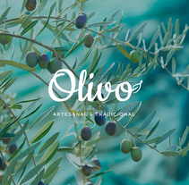 Olivo. A Design, Br, ing, Identit, and Graphic Design project by Anais García         - 09.07.2016