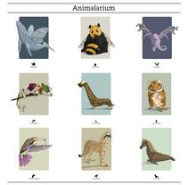 Animalarium. A Illustration, and Character Design project by Ibai Eizaguirre Sardon - 13-07-2016