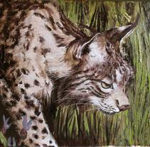 Lince ibérico. A Fine Art project by Luis          - 13.04.2016