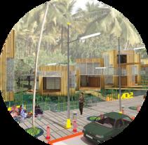 Proyecto de Grado para obtener el Título de Arquitecto (Proyecto ganador 1er premio Londres). Um projeto de Arquitetura de Antonio Pacifico         - 24.07.2016