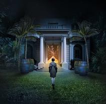 La fábrica del paraíso. Un proyecto de Diseño, Dirección de arte, Bellas Artes y Diseño Web de Juan Vega - 17-08-2015