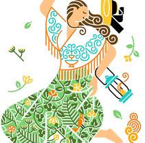 San Juan. A Design, Illustration, Advertising, Fine Art, and Marketing project by Carlos Arrojo - 11-06-2016