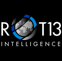 Root13intelligence... ciberseguridad. A Design project by Leda Wiesse - Aug 01 2016 12:00 AM
