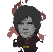 / Tyrion /. A Design&Illustration project by peniel barrera         - 16.08.2016