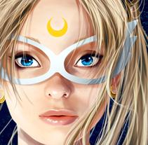 Sailor Moon New Era. Un proyecto de Ilustración de Ana del Valle Seoane - 19-09-2012