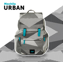 Mochila URBAN. A Product Design project by Jose Martínez         - 05.05.2015