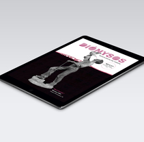 Diónysos. A Editorial Design project by Àngels Pinyol         - 17.06.2016