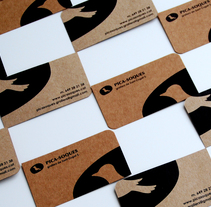 Pica-Soques. A Graphic Design project by Àngels Pinyol         - 02.09.2011