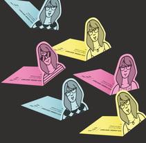 Magimo. Un proyecto de Ilustración, Br, ing e Identidad y Diseño gráfico de Marta Girabal Montaner         - 04.09.2016