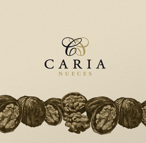 Branding & Packaging :: Caria nueces. A Illustration, Br, ing, Identit, Graphic Design, and Packaging project by Dagmar Stahringer         - 06.09.2016