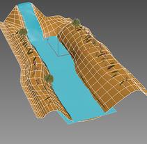 3d - Modelado, texturizado, iluminación..... Um projeto de 3D de GUZMÁN HINÓJAR MACHÍN         - 08.09.2016