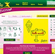 Ballerina. Un proyecto de Desarrollo de software, Informática y Desarrollo Web de Marc Feliu Celma - 29-03-2014
