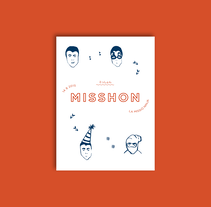 Misshon  ミっしょん. A Graphic Design project by Cristina Carrero - 13-08-2015