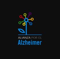 ALIANZA POR EL ALZHEIMER. Un proyecto de Dirección de arte, Br, ing e Identidad y Diseño gráfico de Eduardo Alonso         - 25.09.2012