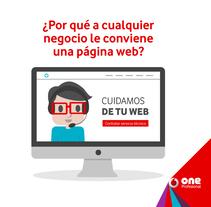 Infografías para Vodafone. Un proyecto de Ilustración, Diseño gráfico e Infografía de Ainara García Miguel - 26-09-2016