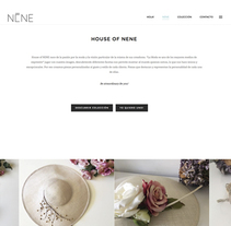 Diseño web ::: Wordpress. A Web Design project by Noa Primo Rodríguez - Sep 28 2016 12:00 AM