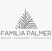 Logo Familia Palmer. A Br, ing&Identit project by Juncal Horrillo García - 03-10-2016