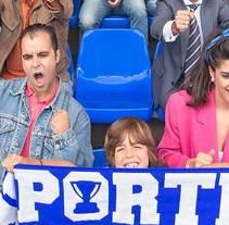 Campaña nuevos abonos 16/17 RC Deportivo de La Coruña. A Design, Editorial Design, Graphic Design, and Web Design project by Luis Torres  - May 08 2016 12:00 AM