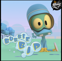 BUBBLE BIP (3D animation TV serie). A 3D, and Animation project by Mr. Klaus Studio          - 21.10.2016