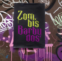 Zombis Barbudos. A Art Direction, Graphic Design, T, pograph, and Street Art project by David Ayuso         - 23.10.2016