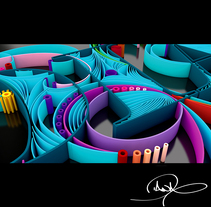 DIANA. A Design, Illustration, Motion Graphics, 3D, Animation, Br, ing, Identit, Graphic Design, Information Design, Multimedia, Post-Production, T, pograph, and Video project by Diana Carolina Londoño  - 24-10-2016