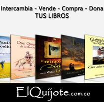 Librería Virtual en Bogotá. A Web Design, Web Development, and Writing project by El Quijote - Librería Bogotá         - 01.11.2016
