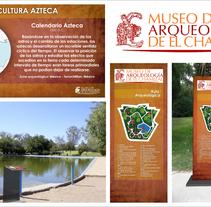 Museo de Arqueología de el Chamizal . Un proyecto de Diseño de Mayte Molina         - 01.11.2016