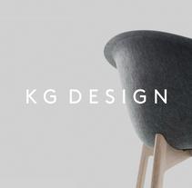 KG Design. A Art Direction, Br, ing, Identit, Graphic Design&Interior Design project by Sonia  Castillo - 08-11-2016
