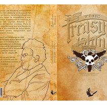 The Treasure Island Cover. A Editorial Design project by Sergio Ruiz         - 06.11.2016