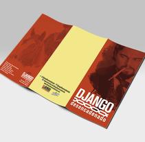 Campaña Publicitaria Django . A Graphic Design project by Víctor Manuel Ozcáriz Almeida         - 26.05.2014
